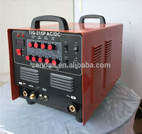high frequency electric mosfet pulse acdc tig welding machine