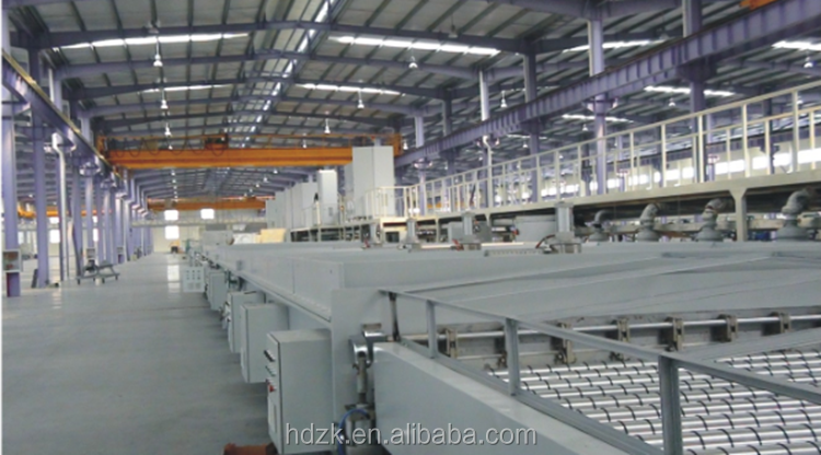 Large Mirror/Color Mirror Production Line