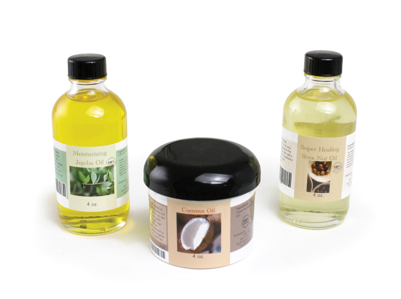 Healing Oil Wellness Set