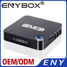 EM95X S905X con smart Bluetooth 1G 8G Quad Core andriod 6.0 ott tv box mini pc