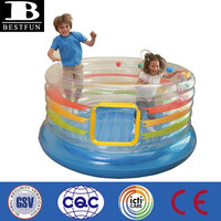 promotional custom made inflatable baby bouncer kids small inflatable indoor bouncers for toddlers