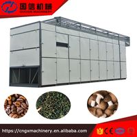 Factory directly sale cocoa beans drying machine / meat fish dryer with high quality