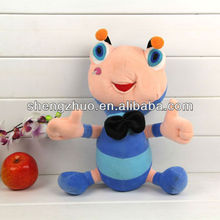 2013 stuffed plush ant toy for kids