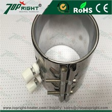 Mica insulation electric band heater elements for plastic machine