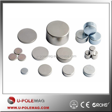 Best Price! N35 Sintered Disc Neodymium Permanent Magnets for Sensor