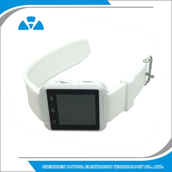 Bluetooth Smart Watch Wrist Watch U9 Watch Fit for Smart phones IOS iphone 4/4S/5/5C/5S Android S2/S3/S4/Note 2