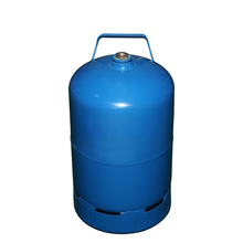 Small portable camping cooking bottle 5 kg gas cylinder