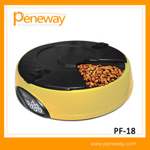 6 Meal Battery Powered Pet Feeder Automatic Pet Feeder