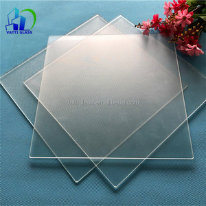 Extra clear solar panel tempered glass flat / bend panel per square metre sheet price