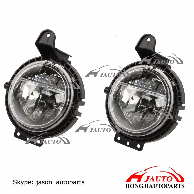 Automotive Fog lamp For Mini cooper R55 R56 Fog lights assembly