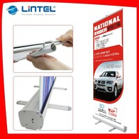 100% stable and durable pull up banner stand roll up LT-0B