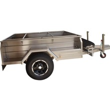 kindle metal camper trailer,China manufacturer with 32-year experience