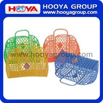 22.5*10*15CM Folding Basket With Handle