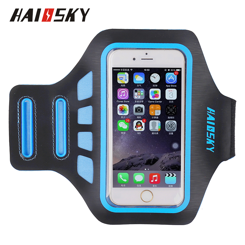 Cellphone Mobile Phone Armband For iPhone 6 Running,Lycra Sport Armband