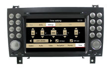 Car DVD/GPS player for Mercedes Benz SLK (2004-2012) SLK200,SLK280,SLK350,SLK55