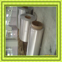 aluminum foil film Aluminium Foil Food Packing Roll Film household aluminum foil