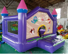 china cheap commercial inflatable water bouncy house castles water slide for kids for sale