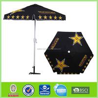 Latest designs Classical Sun protection Big garden umbrella base