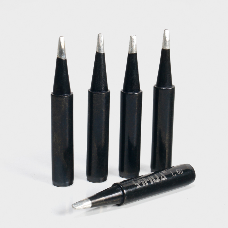 Soldering Iron tips ,high quality black iron tips 1.6D