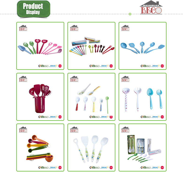 Hot sales in market plastic spoon and fork