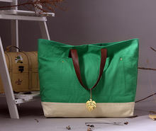 Durable in use new products ecology cotton bags handed