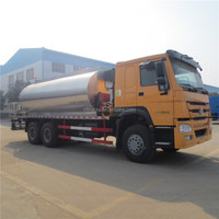 New style hot selling asphalt paver truck