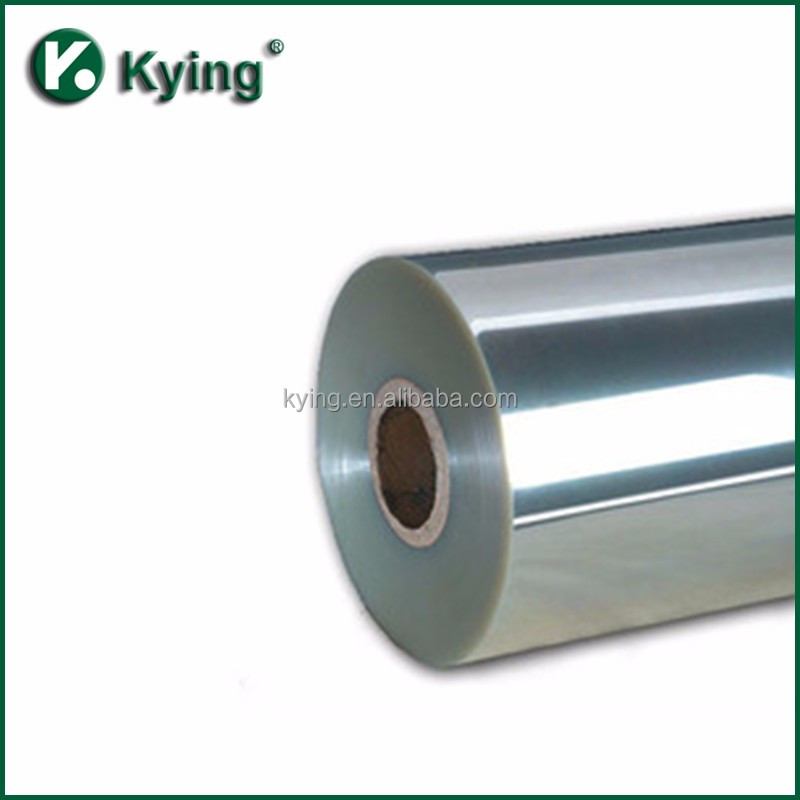 China Supplier Hot Sale Product 12 Micron Polyester Film Clear