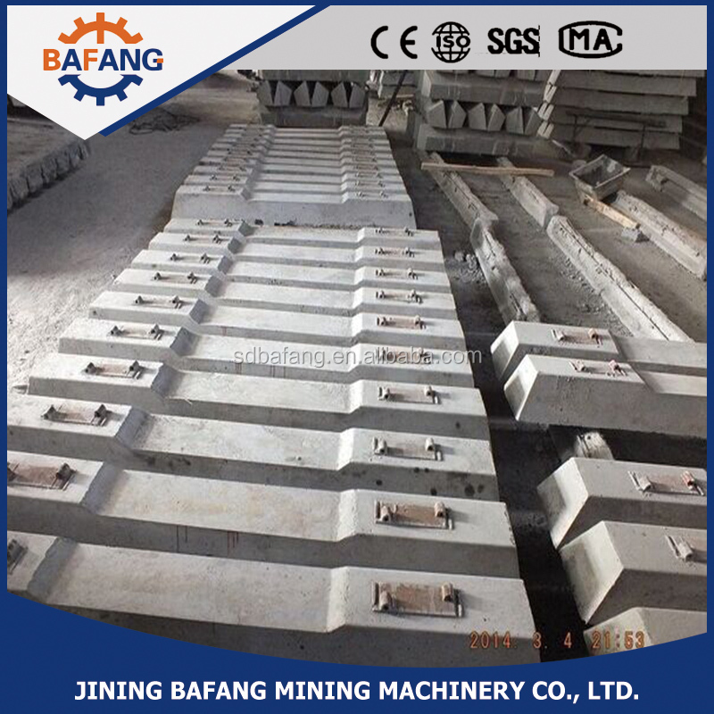 2016 Concrete Railway Sleeper Moulds Rail Way Sleeper For