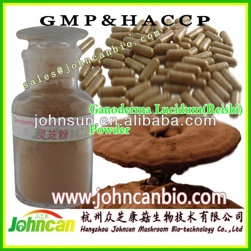 Ganoderma lucidum(reishi) powder, 60-200 mesh,used in health