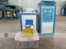 Gold Processing For Gold Smelting Equipment
