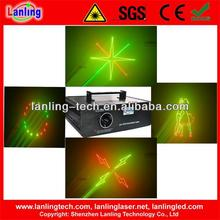 500 Multi Color RGB Animation laser light