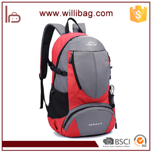 bb2f0c5494a4 Heavy Duty Outdoor Hiking Mountain Top Trekking Backpack