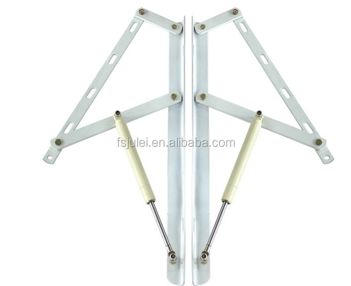 SGS certificate strong support gas lift-up metal bed frame mechanism DJ-QD01