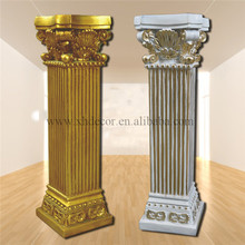 Frp Decoration Roman Column/pillar PU Roman Column /Home decor column still for sale
