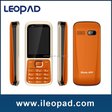 All china very small size mobile phones models sales good in South America