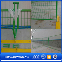 Canada Fences Construction Site Temporary Fence Portable Safety Fence