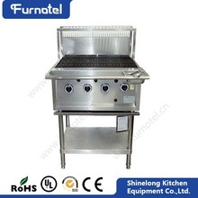 Guangzhou Commercial & Industrial With Burner Infrared Burner Bbq Gril