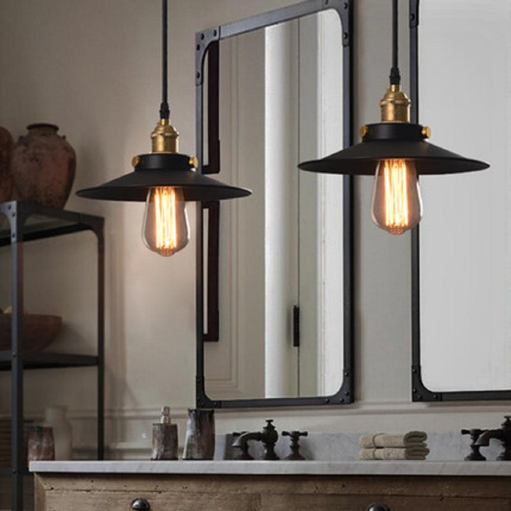 2016 Popular Loft Country Style Pendant Lighting Wrought