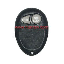 Lowest Price GM 2 Button Remote Key Shell,car key blank,key cover