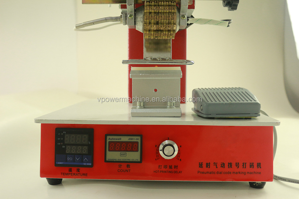 Pneumatic Rotary Table Production Date and Durability Period Coding Machine For Food,Cosmetic,Bottle Code Printing