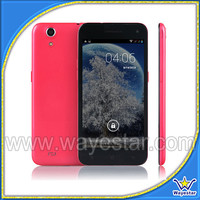 Pink colour MTK 6592 Octa Core Mobile phones MP 809T