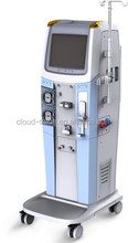Double Pumps LCD Touch Screen Hemodiafiltration Machine dialysis machine