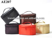 newest trendy 2012 pretty cosmetic gift bag