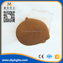 retarder concrete admixture of sodium lignosulphonate from yinghe china supplier