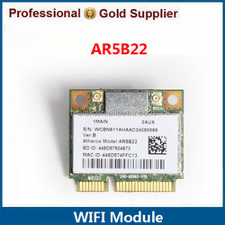 ATHEROS AR5B22 Dual Band Laptop mini pcie wireless card 300Mbps Bluetooth BT4.0 network card