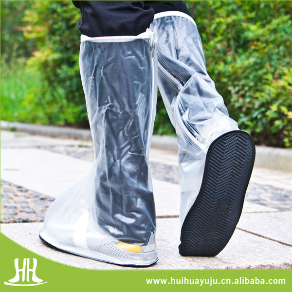 Rain shoe covers for drive motorcycle for man and woman