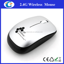 2.4ghz wireless receiver mini stylish laptop mouse optical