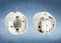 G24d-1 fluorescent lamp socket