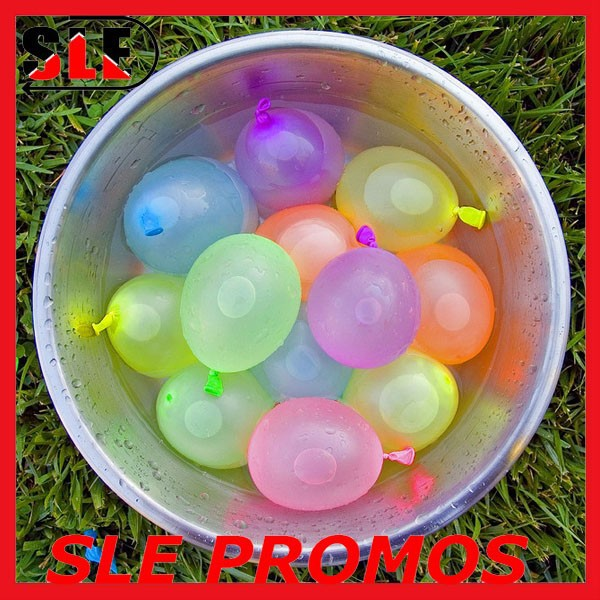 Wholesale 2015 New Toys Summer Play Water Balloons Magic Water Balloon Latex Free Water Balloons
