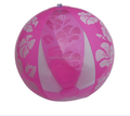 eco-friendly plastic PVC beach ball